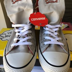 Converse 25th Anniversary The Simpsons